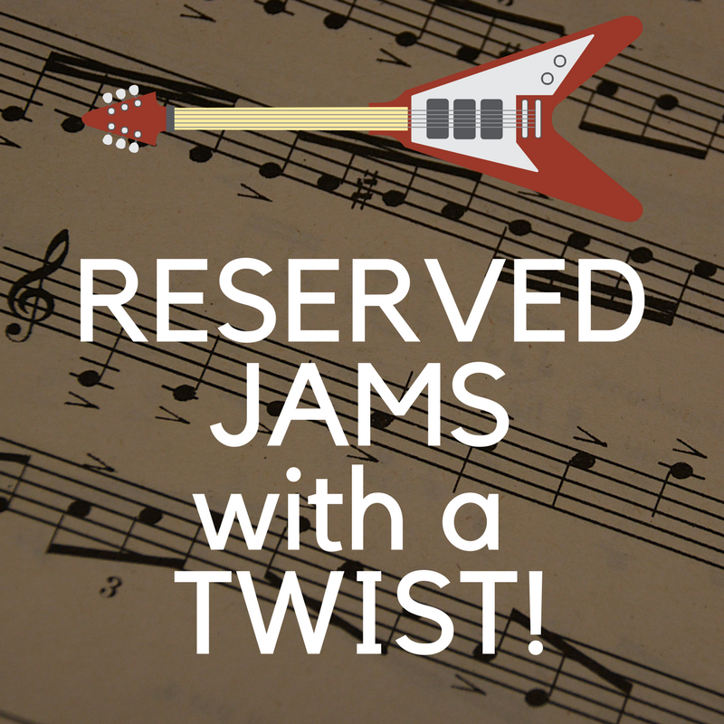 6.9.18 SATURDAY NIGHT RESERVED JAM!
