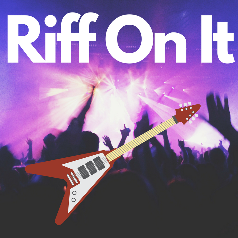 Riff on it! - <font style=&#34;text-transform: capitalize;&#34;>Open for Guitar, Harp, Horn <br>