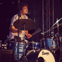 Aynsley Powell, Drum, Percussion & Guitar Instructor, Workshop Coordinator & Composer
